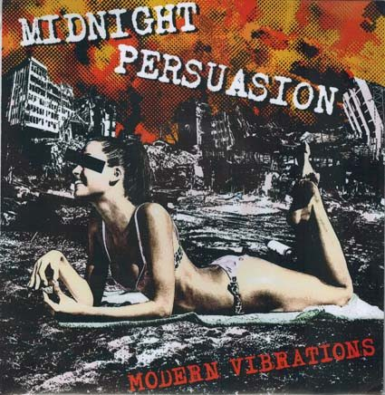 Midnight persuasion: Modern Vibration EP